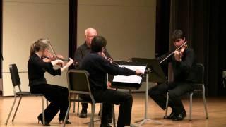 String Quartet No. 1 (Allegretto con moto e con malinconia grotesca)