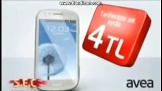 Avea - Samsung Galaxy S3 Mini Kampanyası Reklam Fimi