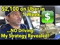 Uber System How to Money Making Guide-Earn Extra Cash!