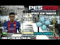 Cara Download Game PES JOGRESS 2018 V2 Update New Transfer PPSSPP Android