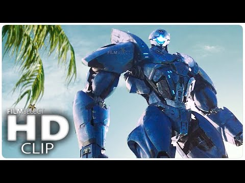 PACIFIC RIM 2 UPRISING: 5 Clips from the Movie (2018)