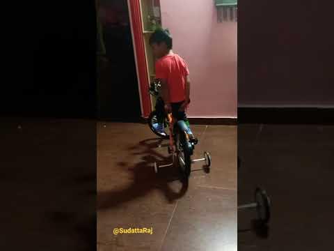 Bicycle | Cycle Riding| | Kids Ridig | Sudatta Raj thumbnail