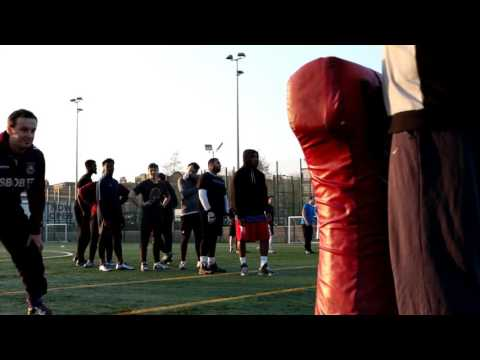 London Blitz Rookie Training #2