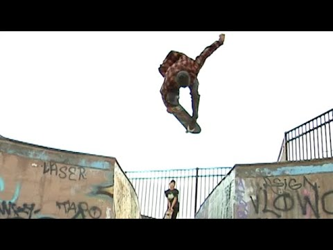 Riley Kozerski, Skate Juice 2 Part | TransWorld SKATEboarding