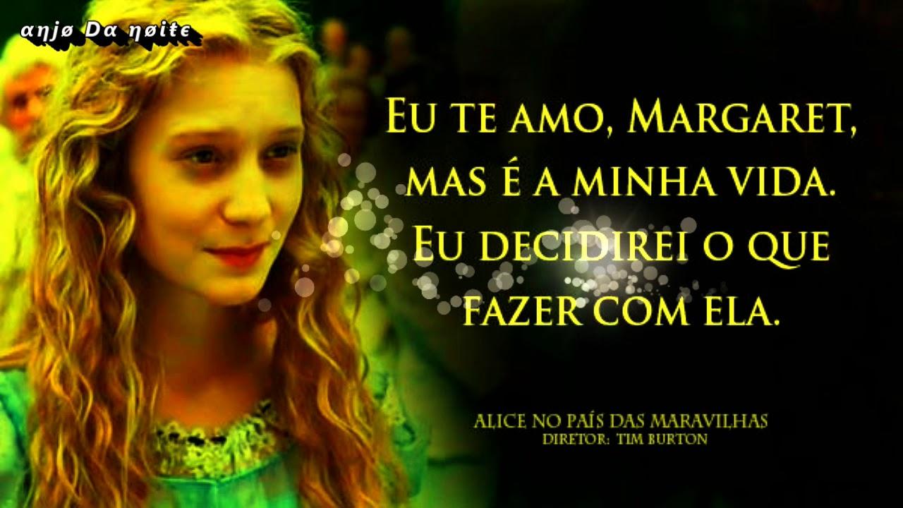 Frases Do Filme Alice No Pais Das Maravilhas1 Youtube