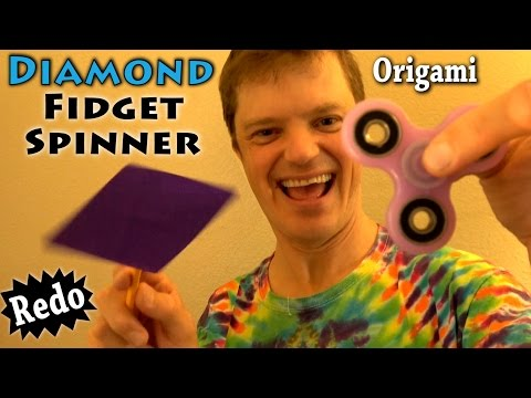 how to build a fidget spinner no bearings