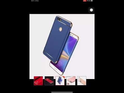 Case Huawei Y7 Pro