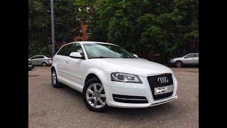 В продаже | Audi A3 8P рестайлинг 2 2012 1.2 105hp s-tronic