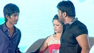 Manchu Manoj warning to Dhanraj @ Jump Jilani Audio Launch | Silly Monks