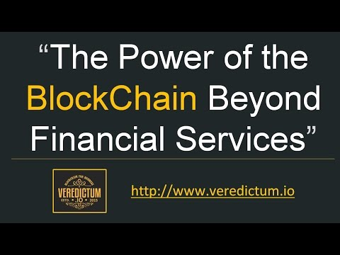 Blockchain Beyond Financial Technology