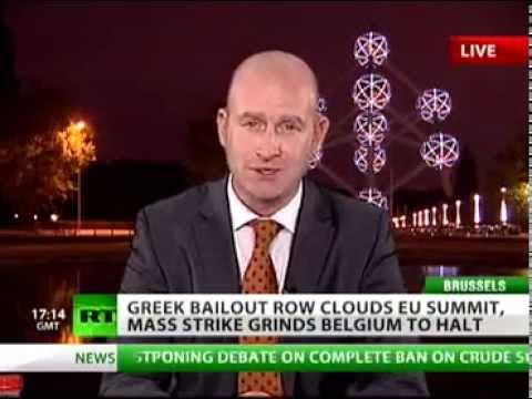 Smoke & Mirrors Democracy - Paul Nuttall MEP (UKIP)