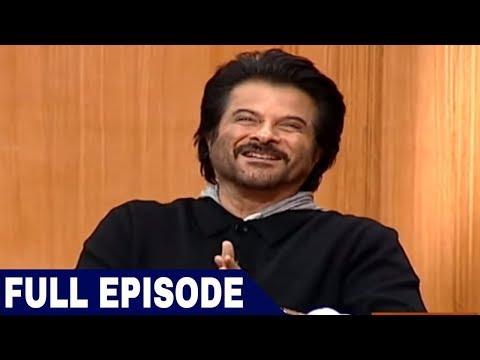 Bollywood Actor Anil Kapoor in Aap Ki Adalat