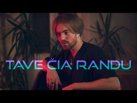Gabrielius Vagelis - Tave ÄŒia Randu (Eurovision 2020)