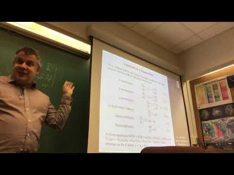 GEOL1820: Geophysical Fluid Dynamics