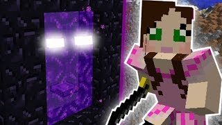 Minecraft: NETHER INVADES THE WORLD MISSION! - Custom Mod Challenge [S8E45] thumbnail