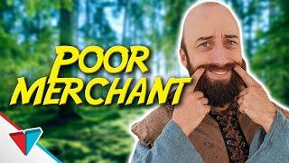 Forcing NPC's to buy your stuff - Poor Merchant