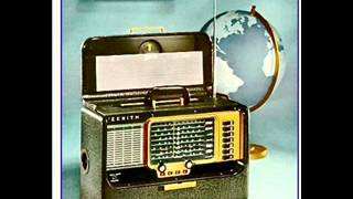Cold War Era Shortwave Newscast: Voice of America 8-12-1960