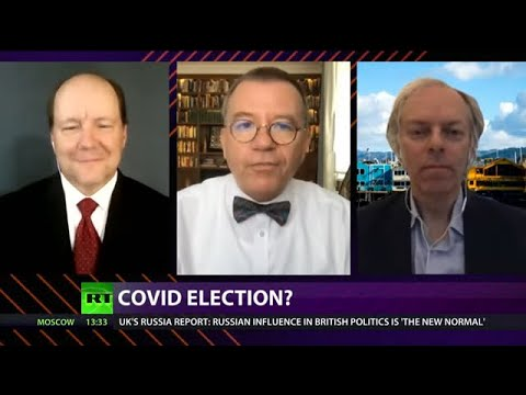 CrossTalk | QUARANTINE EDITION | COVID ELECTION?