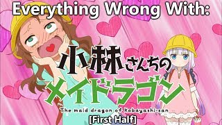 Everything Wrong With: Miss Kobayashi's Dragon Maid (First Half) thumbnail