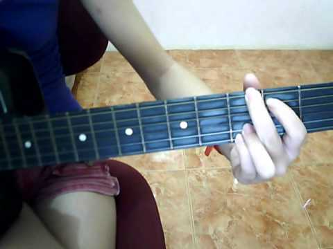 Wish You Were Here By Avril Lavigne Guitar Tutorial No Capo