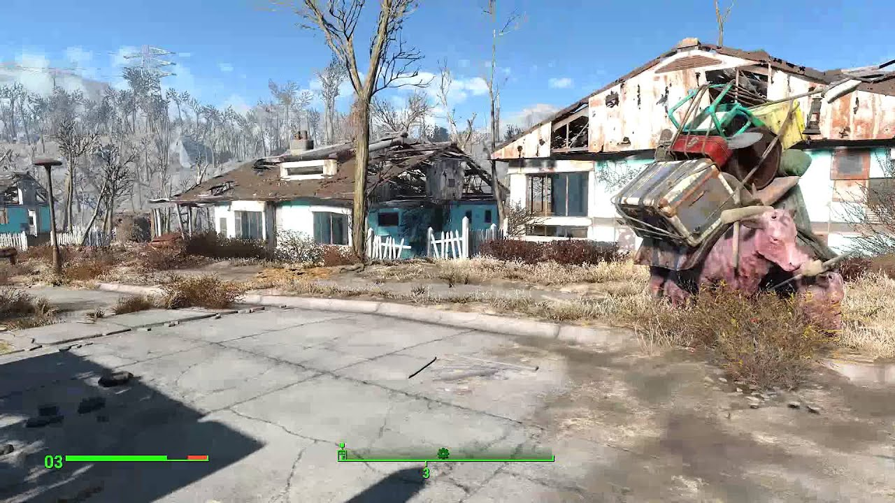 Fallout 4 чинить