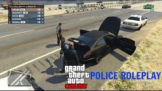 GTA V Online Police Roleplay || Next Gen