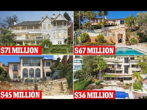Sydney's 10 most expensive homes 2017