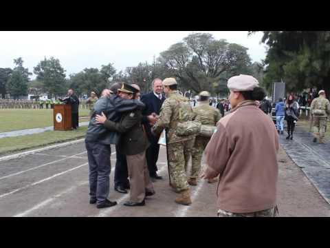 207° aniversario de la creación del Ejercito Argentino
