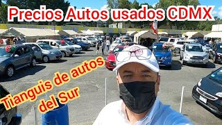 Precios de autos usados CDMX tianguis de autos en venta precios nissan chevrolet ford