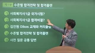 2021년 제19회 사회복지사1급 김진원 합격설명회