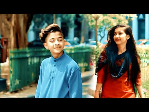😘 Mile Ho Tum Humko Song | Cute School Couple Love Story | Male Version | Rahul Aryan | Earth