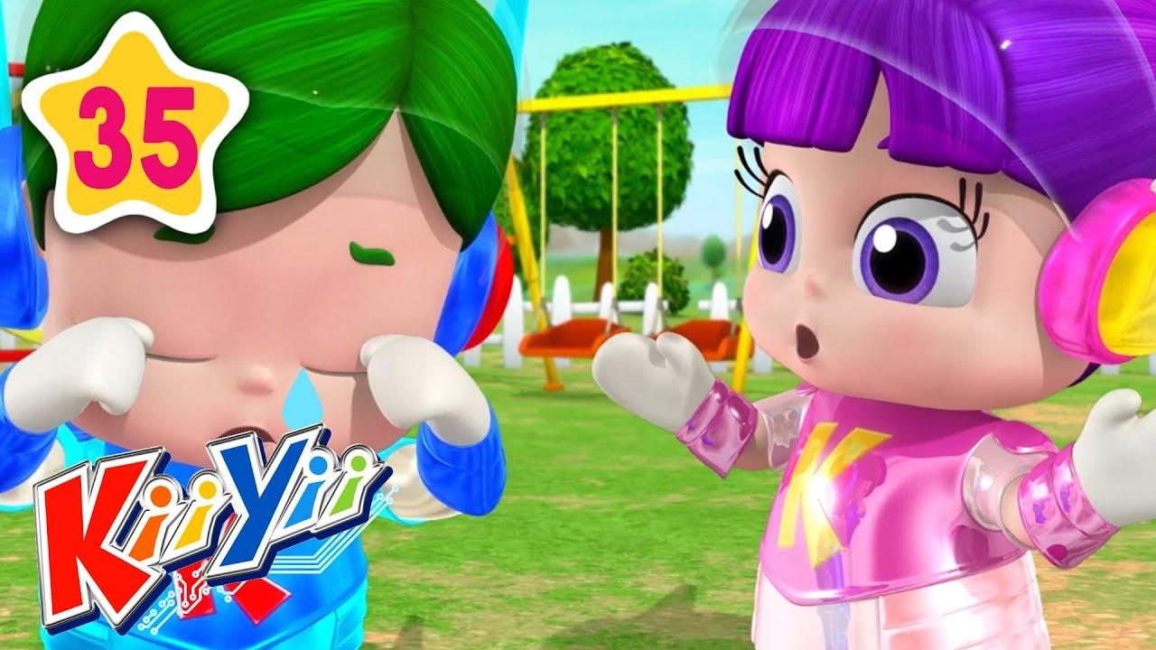 Download Being Kind To Each Other Song   Plus More Nursery Rhymes   by KiiYii   Nursery Rhymes & Kids Songs