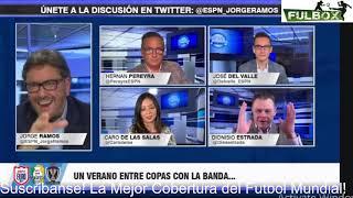 UEFA Arregló FINAL Inglaterra vs Italia? CONMEBOL Arregló el Brasil vs Argentina? Jorge Ramos