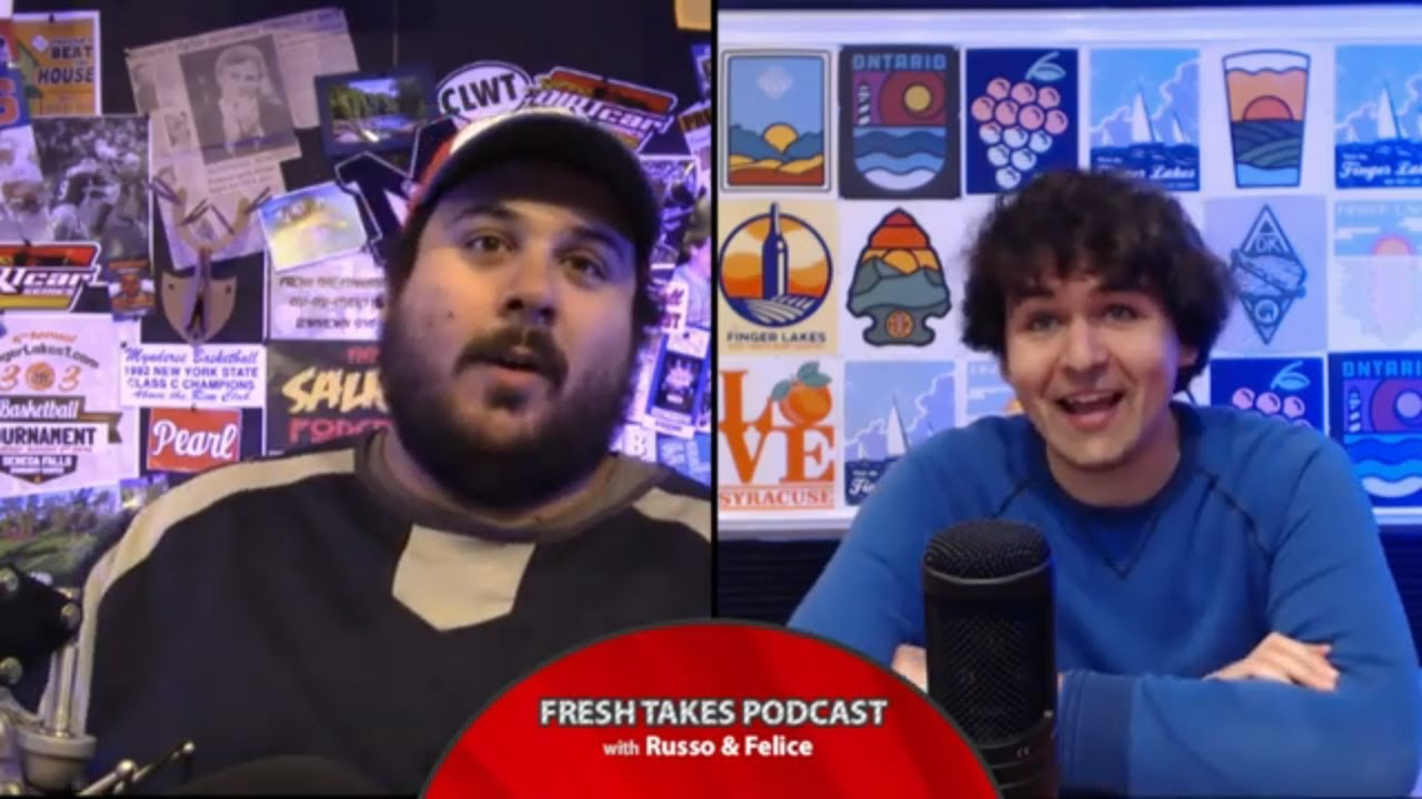 FRESH TAKES W/ RUSSO & FELICE: Elimination Night & NFL Picks (podcast)