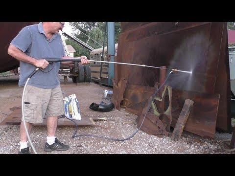 Dewalt Pressure Washer Sandblasting