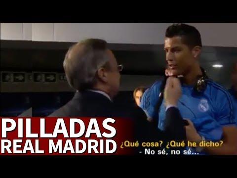 Las 11 mayores 'pilladas' de la historia del Real Madrid | Diario AS