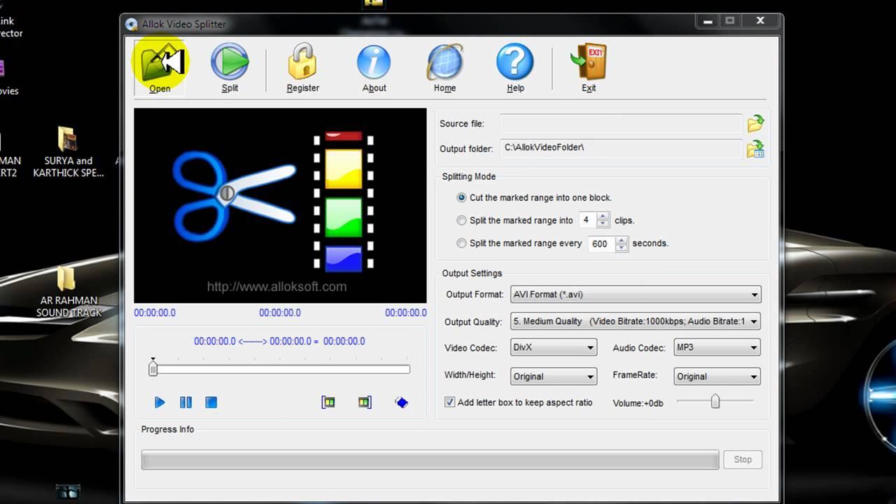 Allok Video Converter Serial Key Full Version