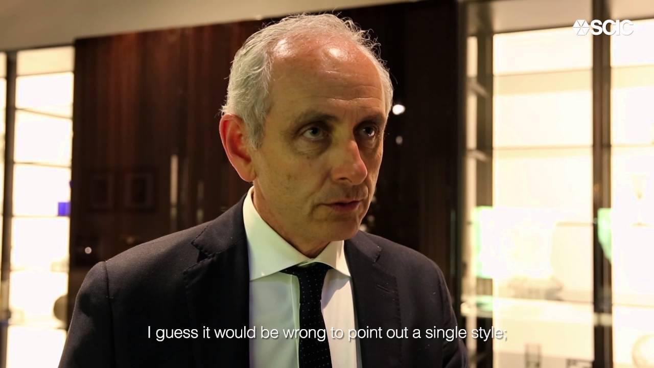 ENTREVISTA COM LORENZO MARCONI DURANTE A EUROCUCINA 2016 |INTERVIEW WITH LORENZO MARCONI DURING EUR