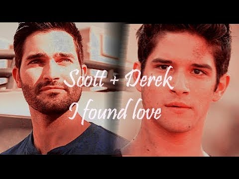 scott + derek - I found love