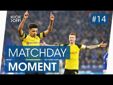 Sancho's derby-winning goal for his grandma | Dortmund vs. Schalke | Bundesliga Highlights Mp3