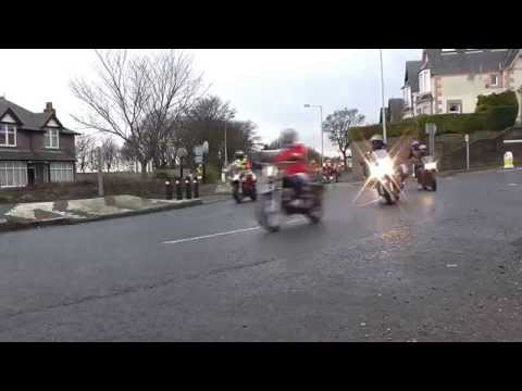 Dundee Bikers Forum Xmas Toy Run 2014
