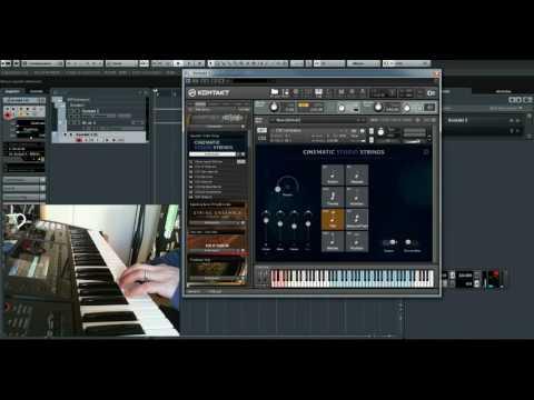 Cinematic Studio Strings e Cinematic Studio Piano - Recensione