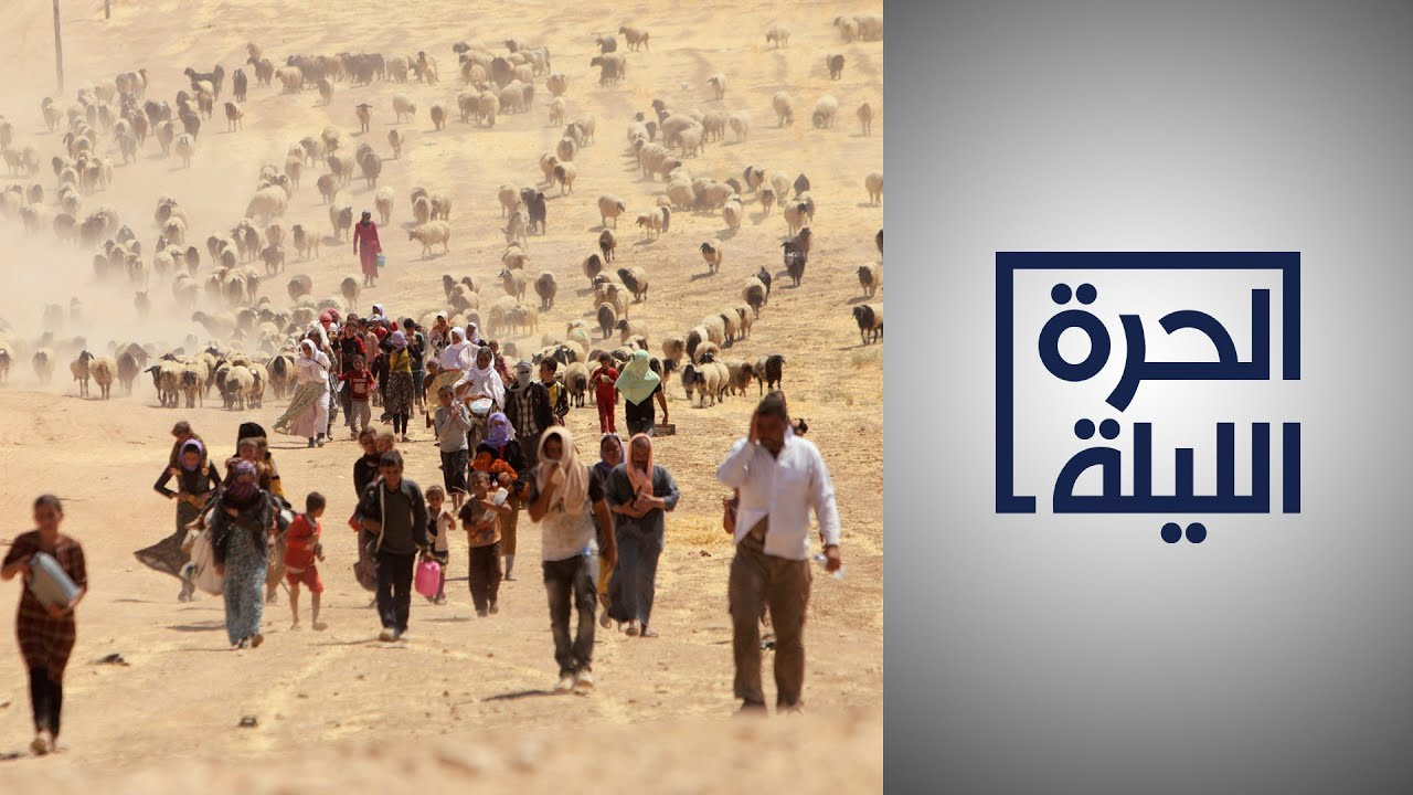 اليوم العالمي للاجئين.. مأساة إنسانية متفاقمة  - 02:54-2021 / 6 / 21