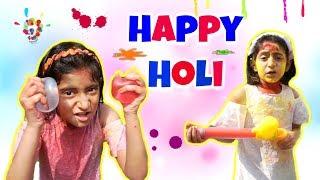 Happy Holi 2018 ........ #VLOG #DIML #MyMissAnand