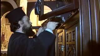 Рождество у мощей святителя Спиридона Тримифунтского(Рождественское благословение с Корфу -- в результате визита делегации паломнической группы из Беларуси..., 2013-01-06T16:01:28.000Z)