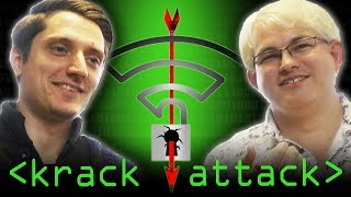 Krack Attacks (WiFi WPA2 Vulnerability) - Computerphile