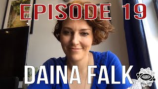Daina Falk - Episode 19 - Huddle Up with Gus