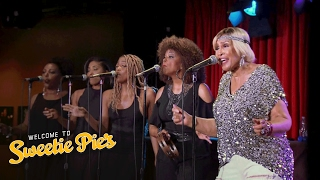 Season Finale First Look: Miss Robbie Performs Live | Welcome to Sweetie Pie's | OWN