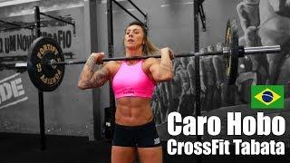 CrossFit Tabata with Caro Hobo | Brazil