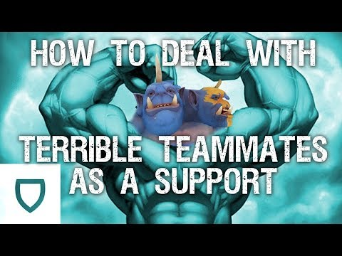 Dota 2: Stop Blaming Your Core Players & Just Carry the Game With Map Pressure | How To Play Dota 2